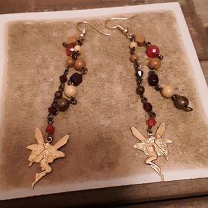 Handmade Fairy earrings